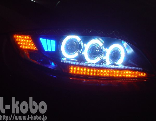 Bmw Z4(e85、86)ヘッドライト1|【エルコボ】ヘッドライト、テールライト加工専門店